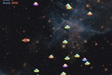 Spaceshooter screenshot